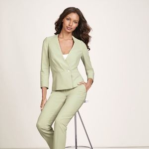 The Limited Scandal Collection Sage Green Blazer